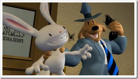 Sam & Max: The Devil's Playhouse - screenshot