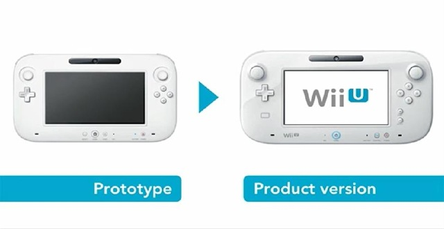 Prototype vs Product version